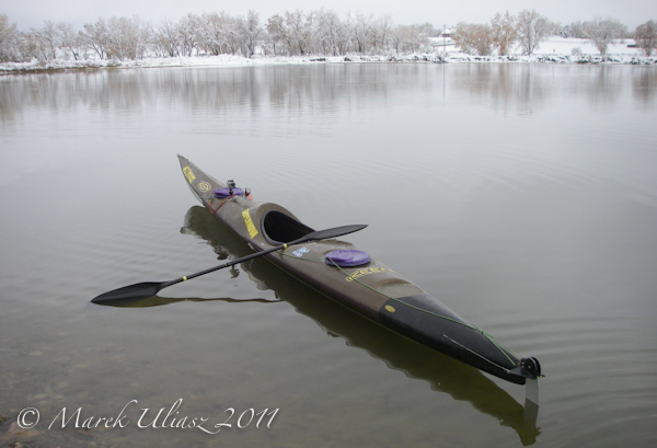 JKK multisport Supernova kayak