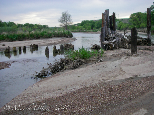 Wildcat Run on South Platte River
