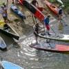 Colorado River 2011 Race Dominated by SUPs (Stand-Up Paddlers)