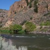 2010 Dotsero to Hanging Lake Race – Colorado River in Glenwood Canyon