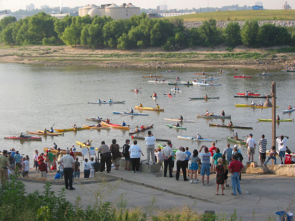 2007 Missouri River 340